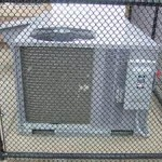 Security ChainLink Fence